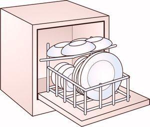 転勤族向きな食洗器