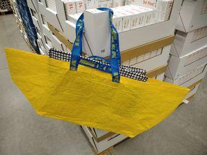 イケア黄色のショッピングバッグ