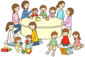 転勤族の乳児の育て方