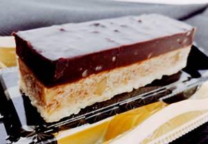 スシローナッツ感じる生チョコタルト