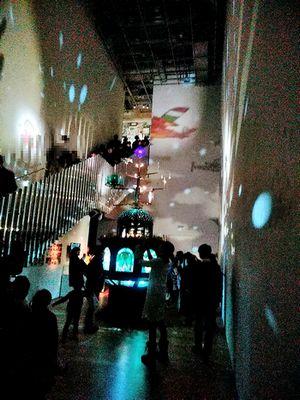 ジブリの幻灯機エリア