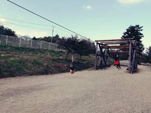アスレチック滑車1