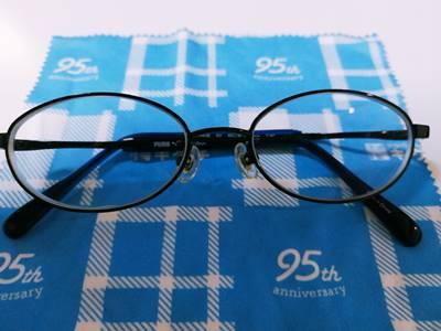 キクチメガネのキッズ用メガネ