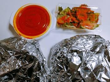 名古屋のカレーナン屋さんをUber Eatsで注文