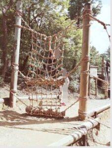 浜北森林アスレチックコース4