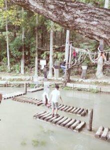 浜北森林アスレチックコース11