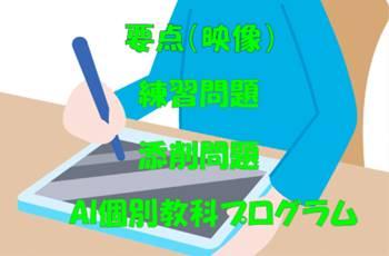 Z会中学生タブレットコース単元学習の流れ